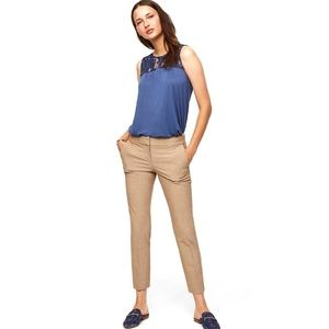 LOFT Slim Custom Stretch Pants Marisa Fit
